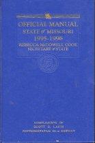 Image of Secretary of State - Missouri--Politics and government--Directories Politics and government Missouri--Flood--1993