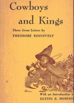 Image of Harvard University Press - Roosevelt, Theodore 1859-1919--Correspondence Roosevelt, Theodore--1859-1919