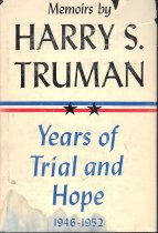 Image of Doubleday & Company - Truman, Harry S--1884-1972 Autobiographies--Presidents--United States