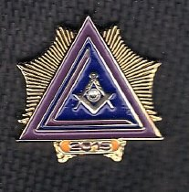 Image of Cryptic Grand Master Class label pin 2015 - 2015.7.259