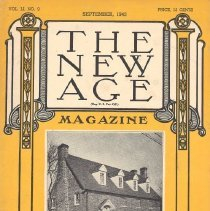 Image of New Age  September 1943