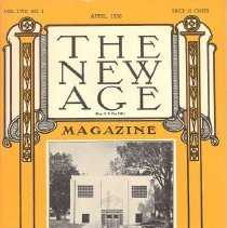 Image of The New Age April 1950