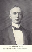 Image of Grand Chapter RAM Missouri - Royal Arch--History--Missouri