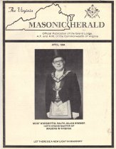 Image of Grand Lodge of Virginia - Masonic Periodicals--Virginia