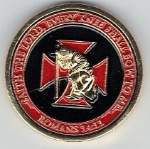 Image of York Rite Commandery Challenge Coin - 2016.1.140