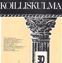 Image of Grand Lodge of Finland - Masonic periodicals--Finland