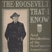 Image of R.W. Dodge & Co - Boxing Roosevelt, Theodore