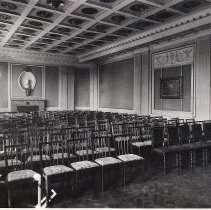 Image of Lecture Room Emserstratte Berlin Germany 1949 - 2016.6.54.13