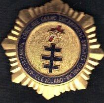 Image of 1940 Grand Encampment Medal - 2011.11.82