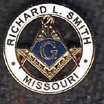 Image of Grand Master Richard L Smith pin - 2016.11.16