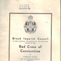 Image of Grand Imperial Council - Constantine Orders Freemasonry--yearbook