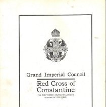 Image of Grand Imperial Council - Constantine Orders