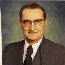 Image of W.Hugh McLaughlin GM 1973