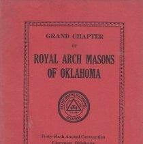 Image of Star Printing - York rite--History--Oklahoma