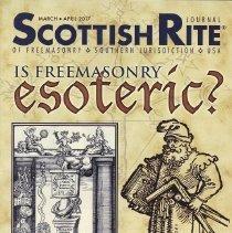 Image of AASR SJ - Freemasonry--Scottish Rite Esotericism Landmarks
