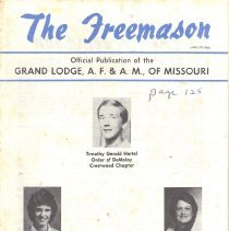 Image of Grand Lodge of Missouri - Freemasonry--History--Missouri Freemaosnry--History--Missouri--Masonic Home Missouri Lodge of Research