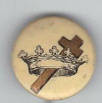 Image of Knight Templar stick pin
