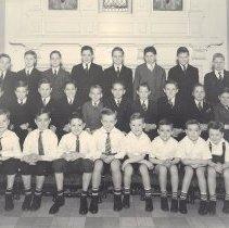 Image of Masonic Home of Missouri Children 1939 (boys) - 2017.5.202