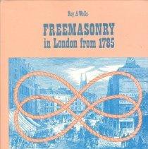 Image of Lewis Masonic - Freemasonry--History--London (England)