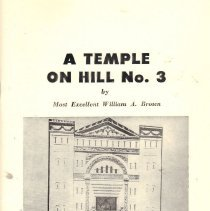 Image of Saratoga Printing - Solomon's Temple