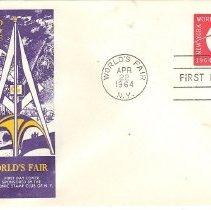 Image of 1964 New York World's Fair FDC - 2017.7.291
