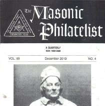 Image of The Masonic Stamp Club of New York - Philatelist Postage Stamps--Anti-Masonry--Clement XII