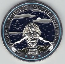 Image of Oklahoma Indian Degree Team Coin 2017