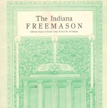 Image of Grand Lodge of Indiana - Freemasonry--History--Indiana Freemasonry--Literature