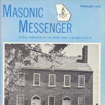 Image of Grand Lodge of Georgia - Freemasonry--History--Georgia Freemasonry--History--Lodge--Fredericksburgh
