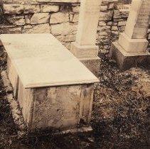Image of Daniel Dunklin Grave Site - 2017.9.214