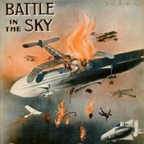 Image of Sheet Music: Battle in the Sky