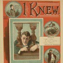 Image of I Knew sheet music