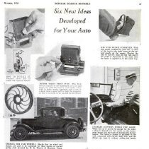 Image of 6 New Ideas Developed for Your Auto
