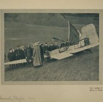 Image of Bleriot at Dover 1909