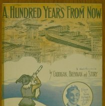 "Image of ""A Hundred Years From Now"", 1914 - Lang Collection"