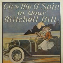 Image of Give Me A Spin In Your Mitchell, Bill