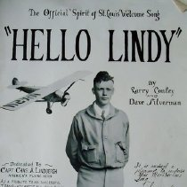 "Image of ""Hello Lindy"" sheet music"