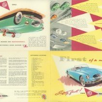 Image of MGA brochure - page 1 of 2