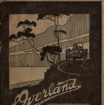 Image of Overland Model 90: Operation, Care and Adjustment