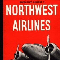 Image of Commercial airline memorabilia and ephemera - Airline Collection