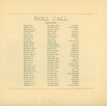 Image of 1885 Wheelmen Bicycle Tour of Maine - tour group member list