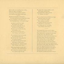 Image of 1885 Wheelmen Bicycle Tour of Maine - page 3 of poem