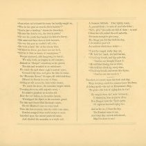 Image of 1885 Wheelmen Bicycle Tour of Maine - 7th & final page of poem