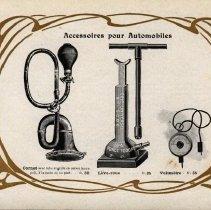 Image of Guide Pratique du Chauffeur, 1902: automotive accessories