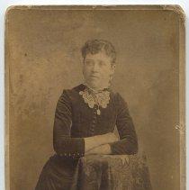Image of Photograph of Athol Estes Porter, ca. 1887