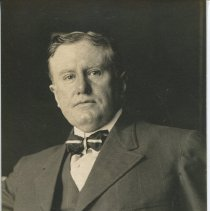 Image of Studio photograph of O. Henry, front