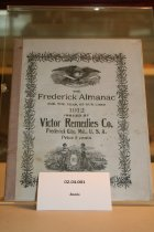 Image of The Frederick Almanac, 1912 - 02.4.001
