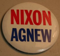 Image of Button, Campaign, 99.11.001