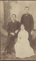 Image of Reuel B. Pritchett Museum Collection - First graduating class of Bridgewater College (Bridgewater, Va.), 1886