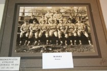 Image of Reuel B. Pritchett Museum Collection - Bridgewater College baseball team, 1927 or 1928